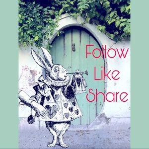 My First Follow Game!  Like & follow!